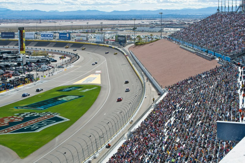 Las Vegas Motor Speedway Uses Tv Spot To Create Ticket Buzz For