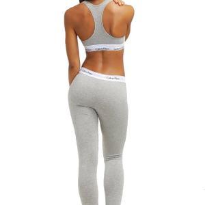 Calvin-Klein-dámske-legíny-Legging-Pant-šedé