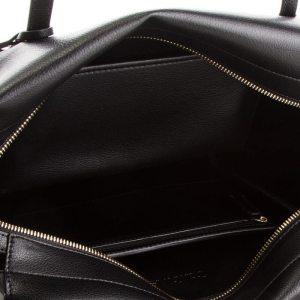 Dámska kabelka Calvin Klein Frame Large Shopper čierna
