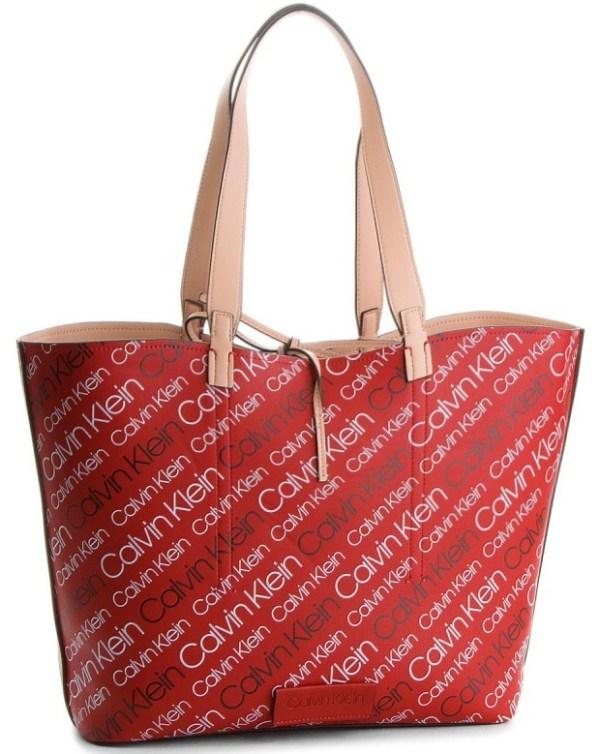 Calvin Klein kabelka Inside Out Large Shopper 3v1 opak