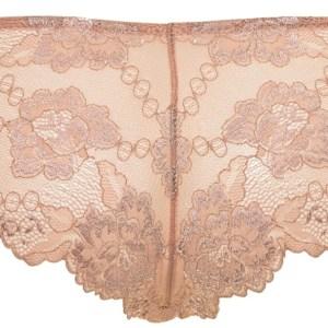 LORMAR Deluxe nohavičky šortky oriešková