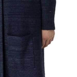 Tommy Hilfiger dámsky kardigán modrý
