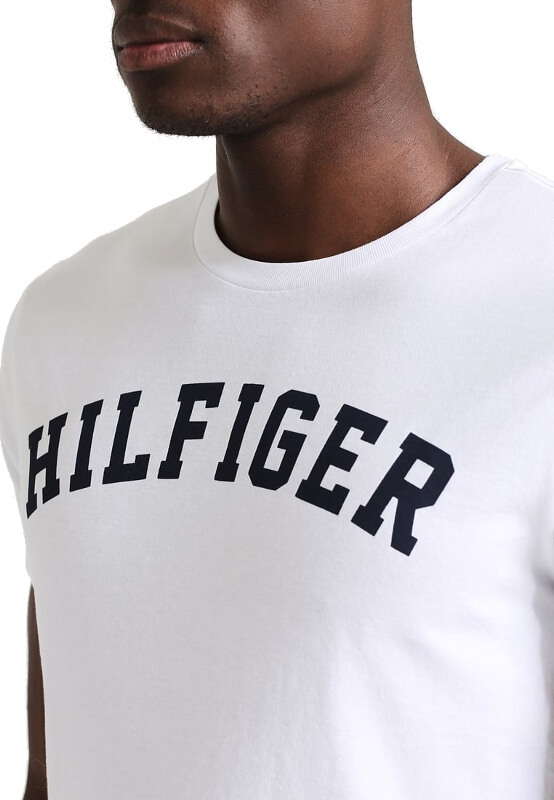 Pánske tričko Tommy Hilfiger Icon SS Tee Logo 100 detail