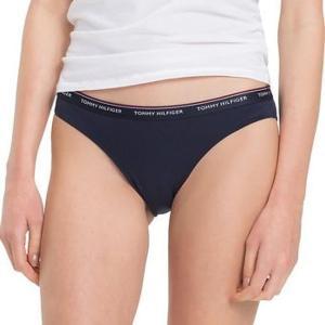 Tommy Hilfiger 3pack nohavičky Ess.Bikini tricolor
