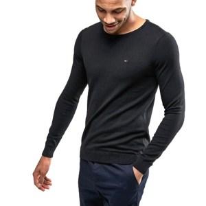 Tommy Hilfiger Denim pánsky pulover Original Sweater 078