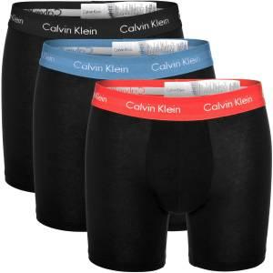 Boxerky Calvin Klein 3 Pack Cotton Stretch Boxer Briefs HVC