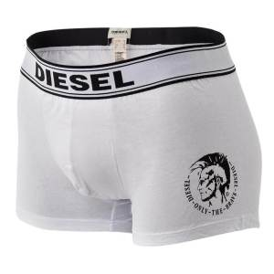 Boxerky Diesel biele
