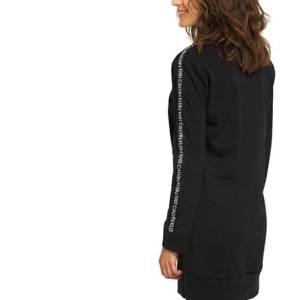 Tričko Calvin Klein Night Shirt 1981 Bold čierne QS6313E.02