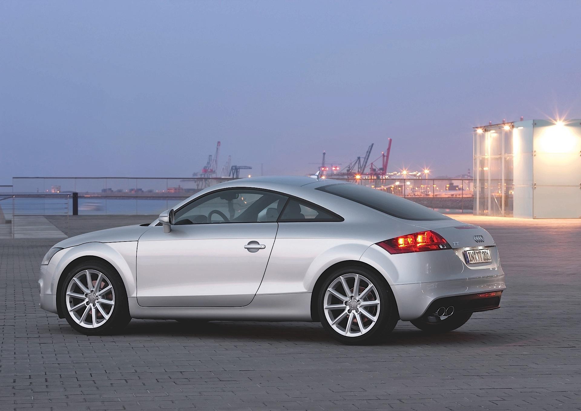 Audi TT Models and History – Las Vegas TT Club