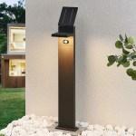 Udendors Solcelle Led Lampe Silvan Sensor 100 Cm Lampegiganten Dk
