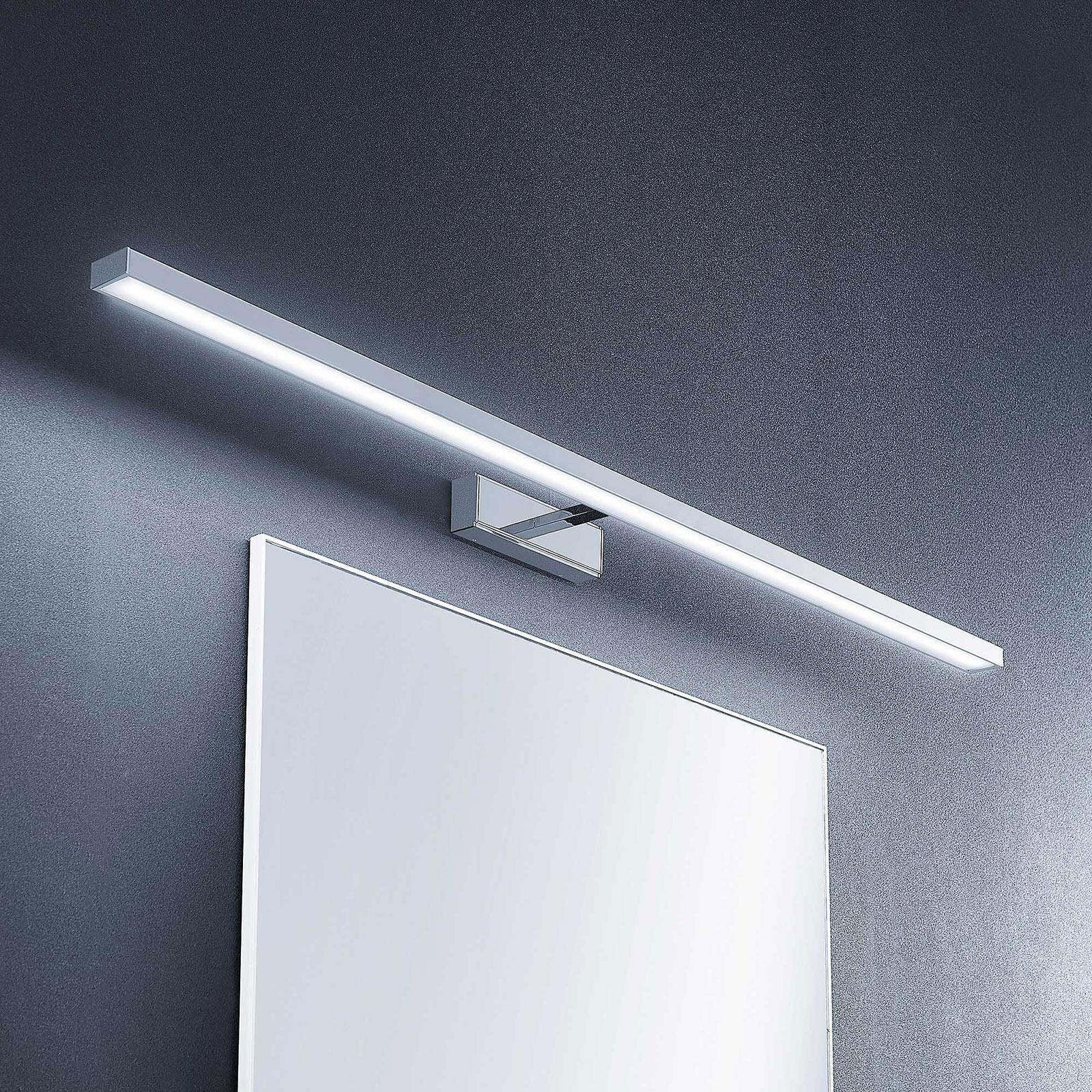 Lindby Jukka Applique Miroir Led Salle Bain 120 Cm Luminaire Fr