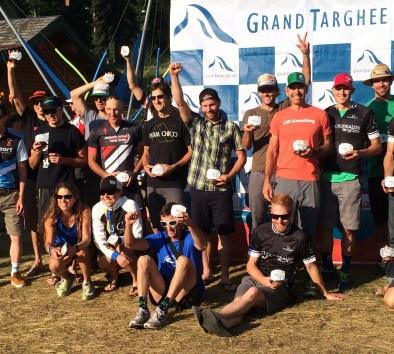 2015 Pierre's Hole 100-Mile Belt Buckle Winners