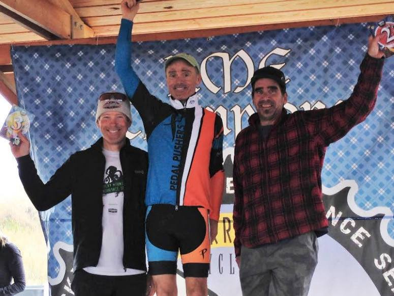 1st Place 50-59 RME Series Overall