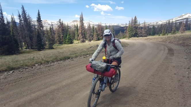 lots of endurance races was great training for the Divide