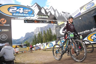 Done and done! Fifth place in my second 24 Hours of Adrenalin!