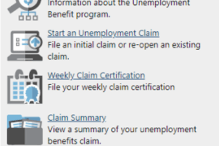 Free Letter Templates » unemployment weekly claim form online ...