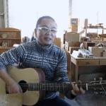 自作ギターの音色
