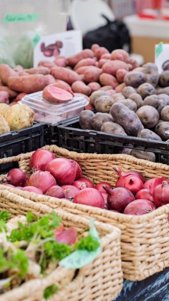 Farmers' Markets in Winter – Local Beat