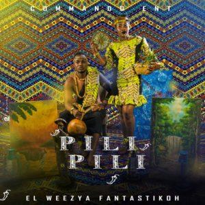 El Weezya Fantastikoh Pili Pili www Lwimbo com  mp3 image 300x300 El Weezya Fantastikoh - Pili Pili