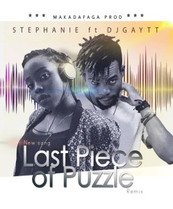 Stephanie Feat DJ Gaytt Last Piece Of Puzzle www lwimbo com  mp3 image 249x300