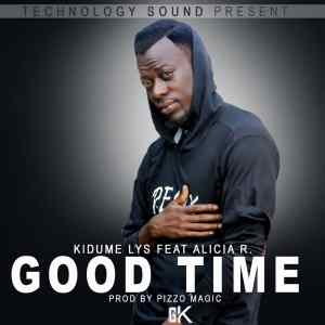 Kidume Lys Good Time Feat Alicia Produced by Pizzo Magic mp3 image 300x300