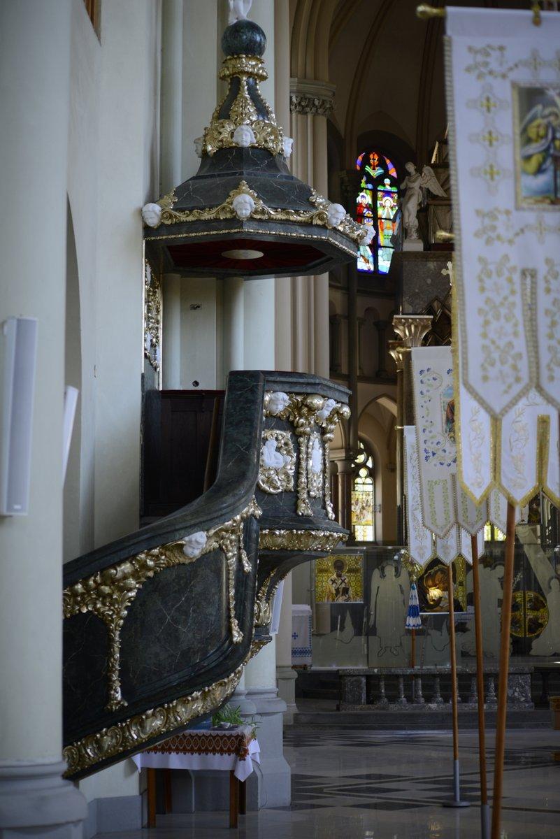 Lwów, kościół św. Elżbiety. 2016