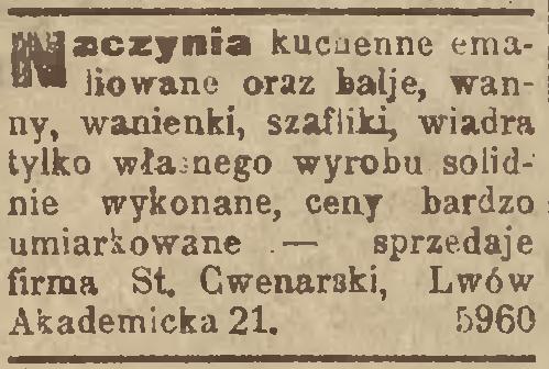 Kurjer Lwowski. 1921, nr 200