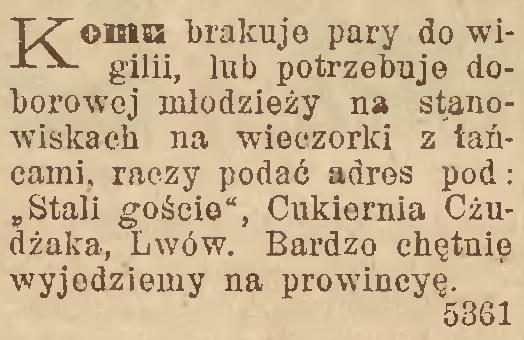 Słowo Polskie 1899