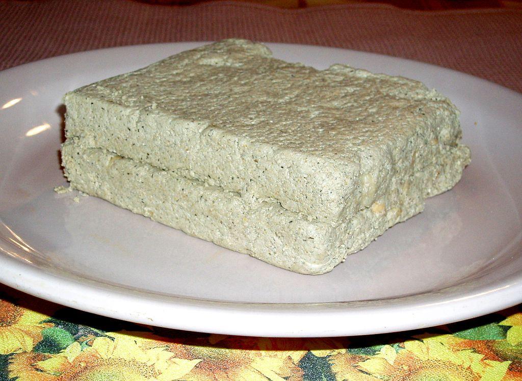 Chałwa słonecznikowa. fot. Wikipedia