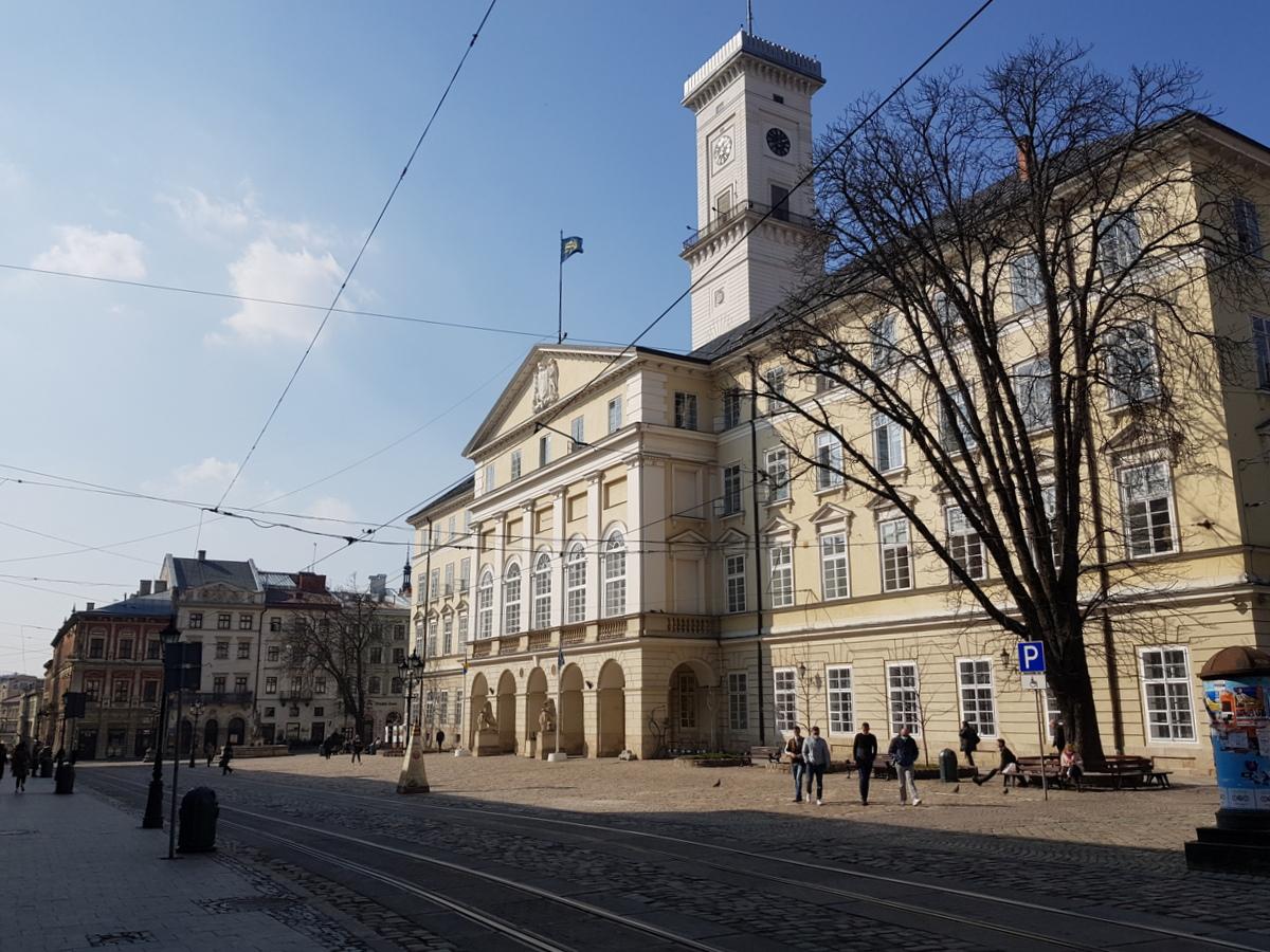 lwów wycieczki po Lwowie przewodnik