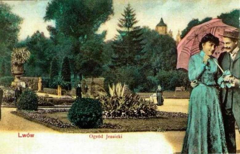 Ogród Jezuicki - lwowskie terrainkury