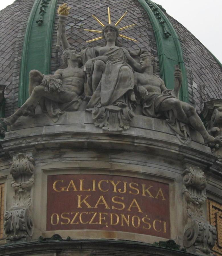 """Galicyjska """"Statua Wolności"""""""