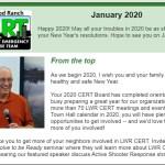2020-01 Newsletter