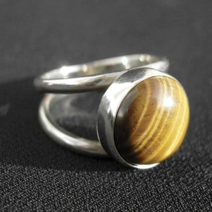 Tigereye Ring