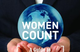 Women Count by Susan Butler