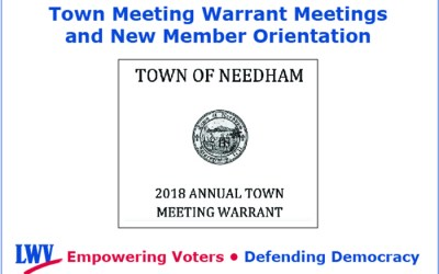 Warrant Meetings