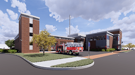 Needham Public Safety: Three Station Replacement Project
