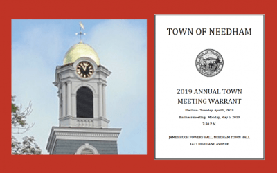 Information for Town Meeting