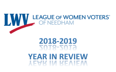 2018-2019 Year in Review