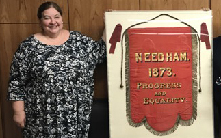 The Women's Suffrage Movement in Needham