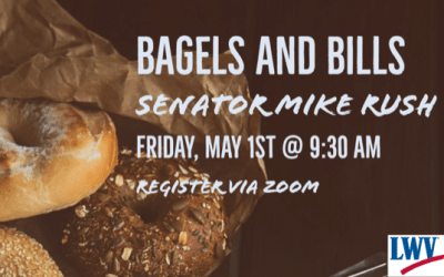 Bagels and Bills with Senator Mike Rush