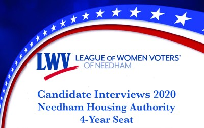Candidate Interviews for Needham Housing Authority
