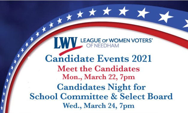 Candidate Events 2021