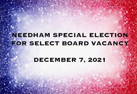 Special Town Election for Select Board