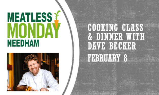 Meatless Monday with Dave Becker
