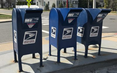 Mail-In Voting Options for 2020 Town Election