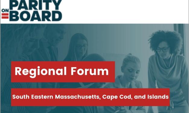Parity on Board Regional Forum