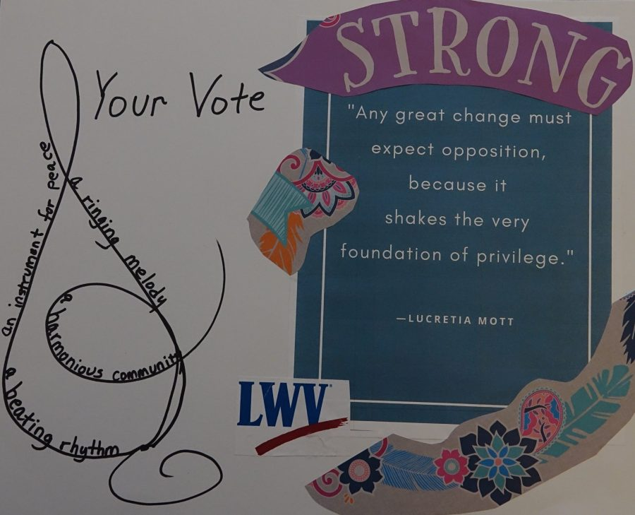 Celebrating LWV's 100 Years