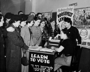 LWV United States vote