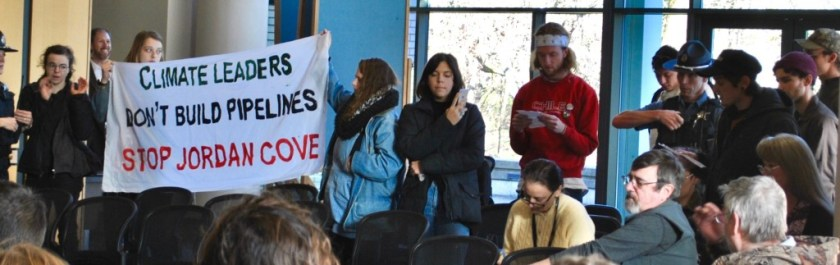 LWV Klamath County takes action on Jordan Cove pipeline